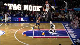 NBA Jam on fire edition: Official video game launch trailer - PS3 X360