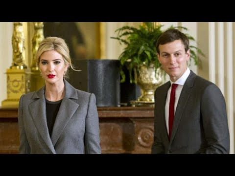 Despite divesting, Ivanka Trump and Jared Kushner earned $82M last year