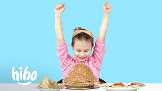 Kids Try Food From the Best Restaurants in the U.S. | HiHo Kids