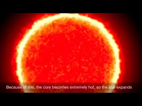 The story of stars - The story of The Sun