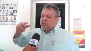 Secretário Jerrivan reunião sobre contrato da São Camilo e prefeitura de Limoeiro do Norte
