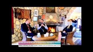 KTV - Renkler Ve Zevkler - Müzisyen Genco Ecer ve Hasan Ecer 09/01/2015