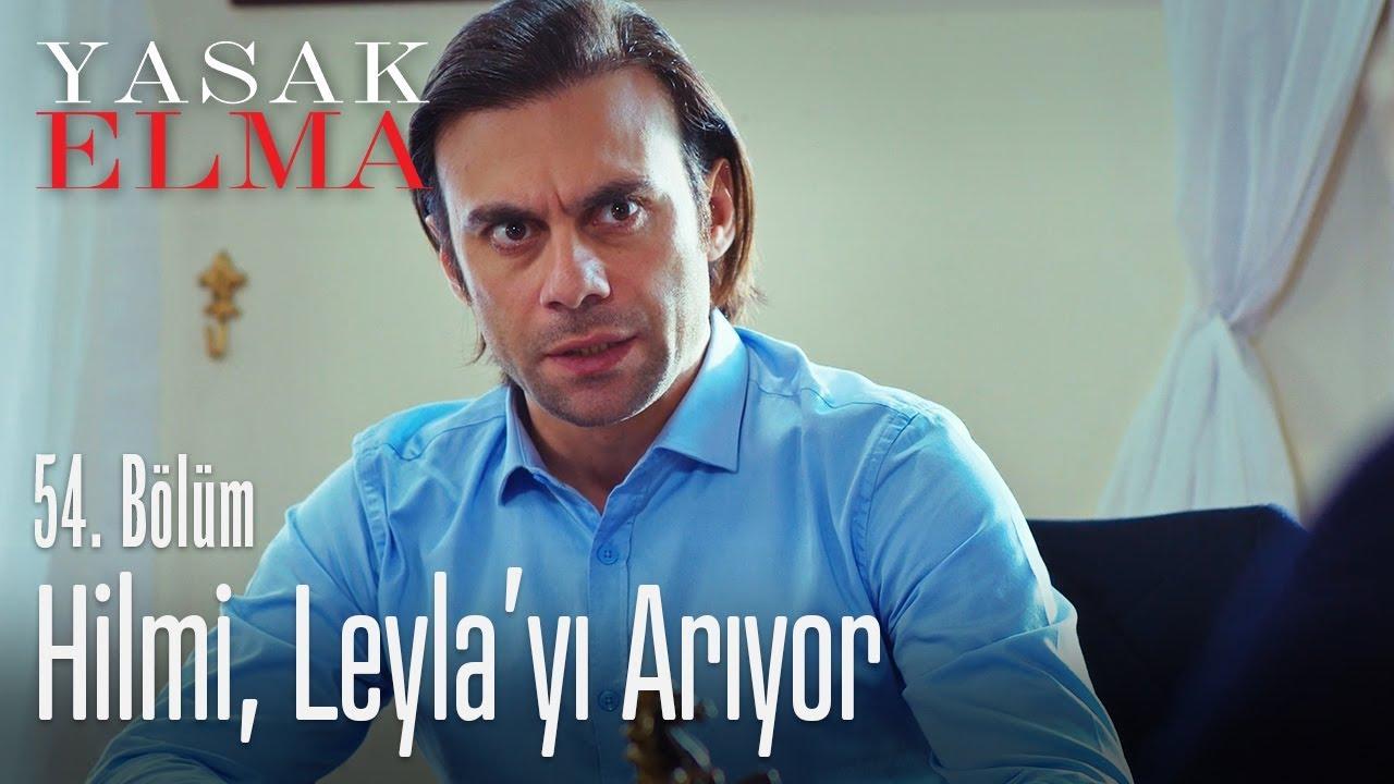 Leyla'nın eski kocası... - Yasak Elma 54. Bölüm