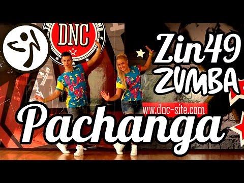 ZUMBA - Magazine cover