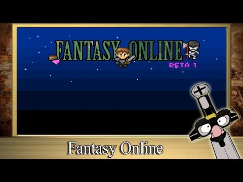 The RPG Fanatic Review Show - ★ Fantasy Online Review ★ Flash Browser Game