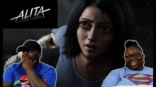 Alita: Battle Angel Trailer {REACTION}