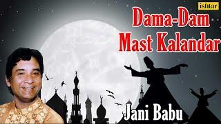 Dama-Dam Mast Kalandar - qawali by jani babu.