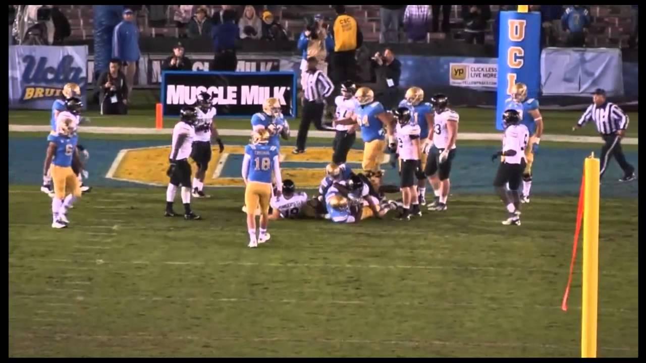2013 NFL Draft - Jon Major, LB, University of Colorado ...