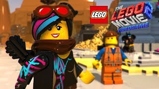 The LEGO Movie 2 Video Game Announced! Coming February 2019!