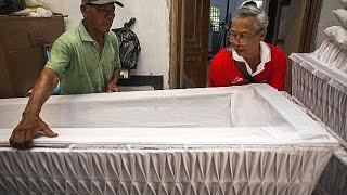 Andrew Chan and Myuran Sukumaran in last Minute before Executions