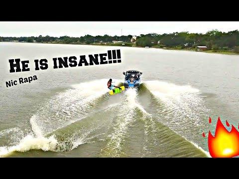 Best Wakeboarding I've ever seen!