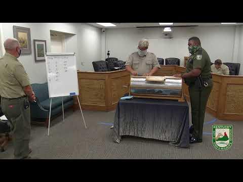 Kentucky Department Of Fish & Wildlife Resources Live Stream