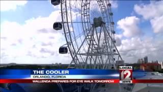 The Cooler: Nik Wallenda Plans Next Death-defying Feat