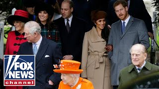 Queen orders private meeting with Prince Harry, Prince William, Prince Charles
