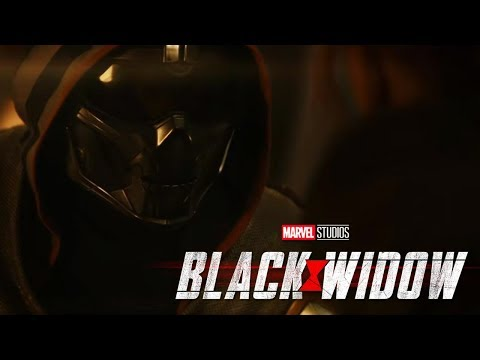 Reaction   Специальный Трейлер «Чёрная Вдова/Black Widow»