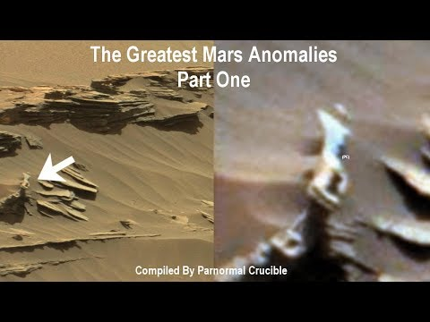 The Greatest Mars Anomalies Part One