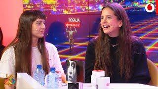 Rosalía es la nueva Lola Flores #yuByTheFace