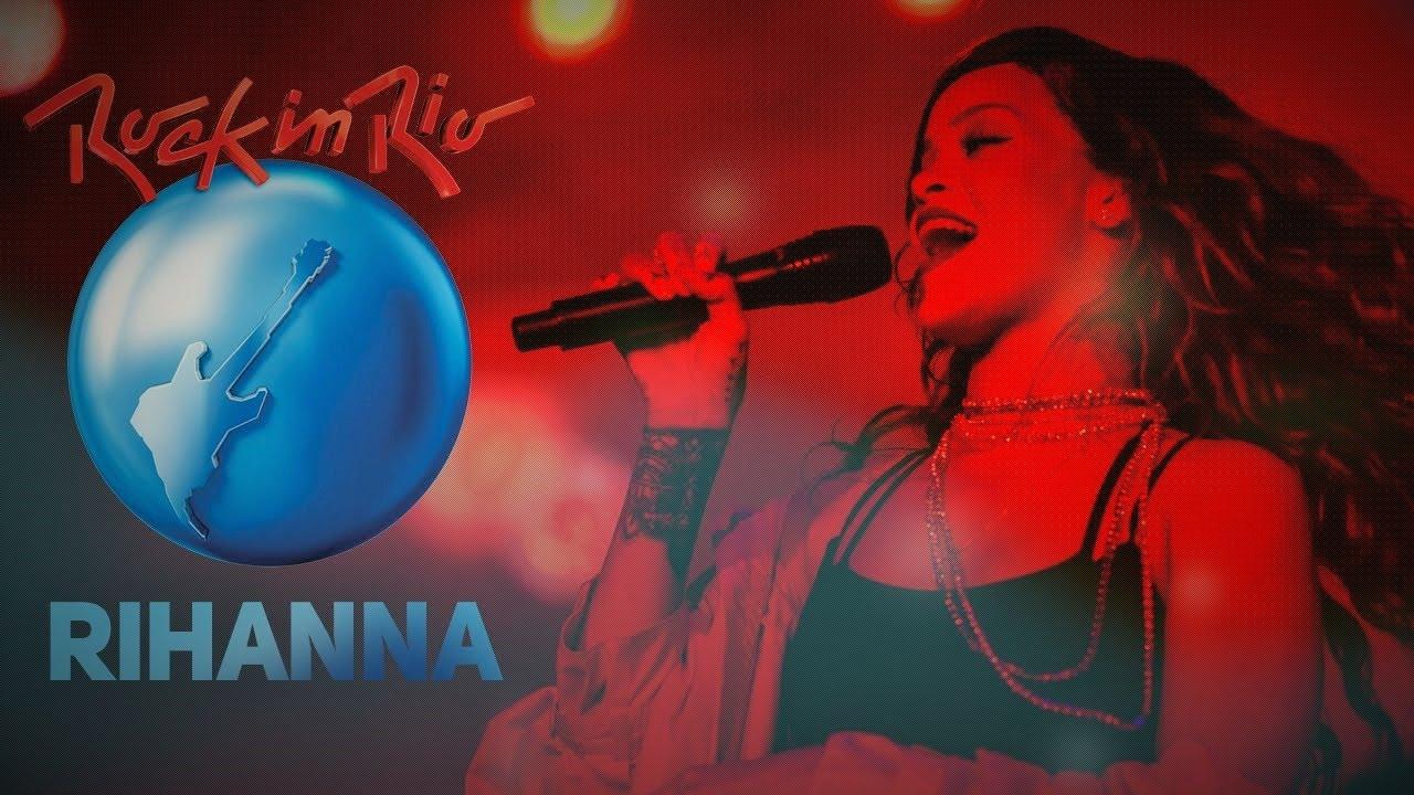 Download Rihanna - Live/Ao Vivo at Rock in Rio Brazil (Complete Show) HD