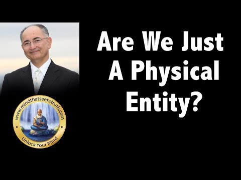 Are We Just A Physical Entity?  ( Minute 1.26.21 ) Q & A Live Talk # 153