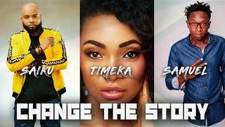 Samuel Medas-CHANGE THE STORY Ft Saiku, Timeka Marshall - video