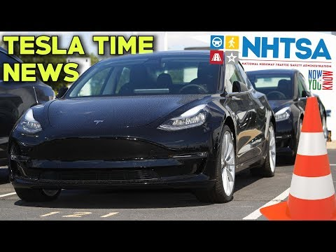 Tesla Time News - NHTSA's Misleading Cease And Desist
