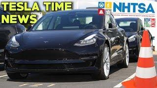 Tesla Time News - NHTSA's Misleading Cease and Desist