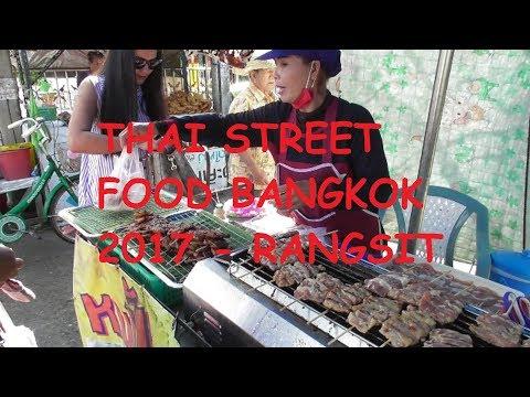 Bangkok Thai Street Food - Rangsit - Future Park 2017