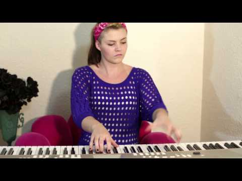 Breaking Benjamin Diary of Jane  ROCK Piano Cover RubeesFire