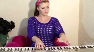 Breaking Benjamin Diary of Jane  ROCK Piano Cover RubeesFire