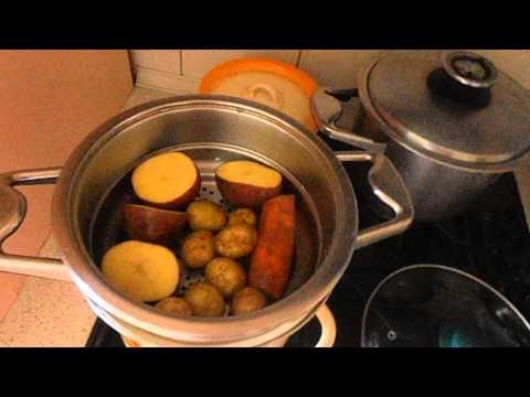 Соус к овощам на пару