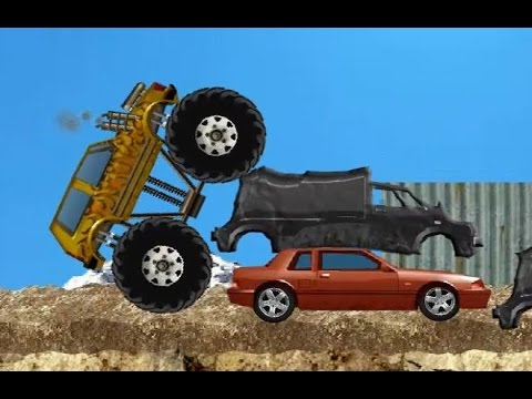 Monster Truck Demolisher level2 [challenges the high score ] .wmv from YouTube · Duration:  1 minutes 30 seconds