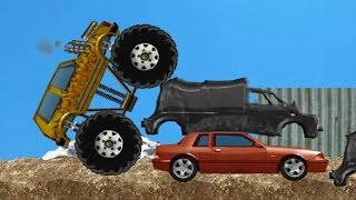 Truck Games - Monster Truck Demolisher - part 1