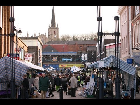 Places to see in ( Walsall - UK )