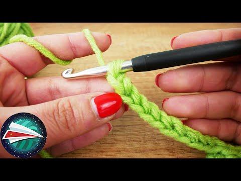 Học đan cơ bản cho người mới bắt đầu | Loại len và loại móc đan | Foci