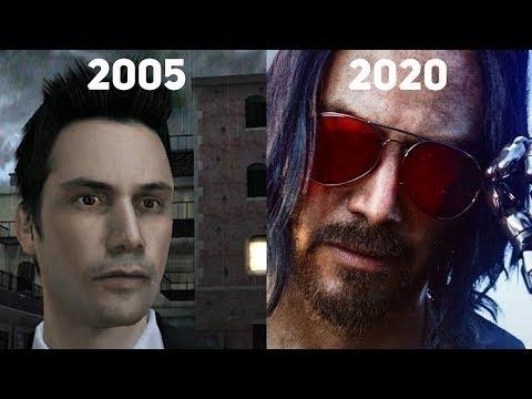 Как менялись игры