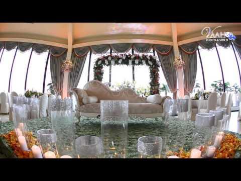 Stylish Events whimsical waterfront decor at Chateau La Mer Long Island New York