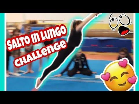 SALTO IN LUNGO CHALLENGE Ginnastica Artistica CSB