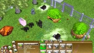 Marine Park Empire - A typical Zoo Tycoon clone