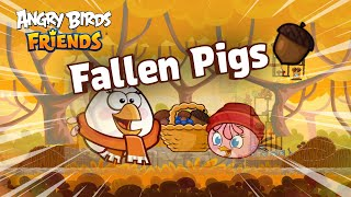 Angry Birds Friends | Fallen Pigs Tournament Teaser!