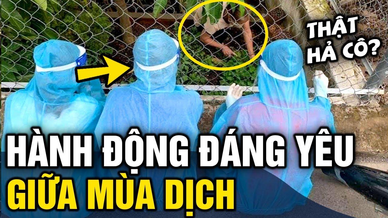 3 thanh niên đi chống dịch, ngồi khoanh tay 'XIN RAU' của cô chủ nhà khiến dân mạng thích thú