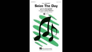 Seize the Day (SAB Choir) - Arranged by Roger Emerson