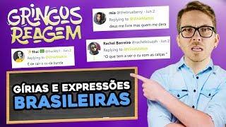 Baixar GRINGOS REAGEM - EXPRESSÕES E GÍRIAS BRASILEIRAS