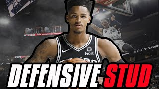 How Good Is Dejounte Murray? | The San Antonio Spurs DEFENSIVE MINDED Star