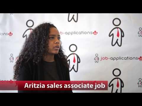 Aritzia Sales Associate