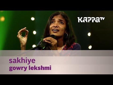 Sakhiye - Gowry Lekshmi - Music Mojo Season 2 - Kappa TV