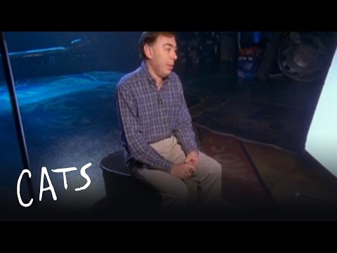 Why Andrew Loves David Mallet! - Behind the Scenes | Cats the Musical