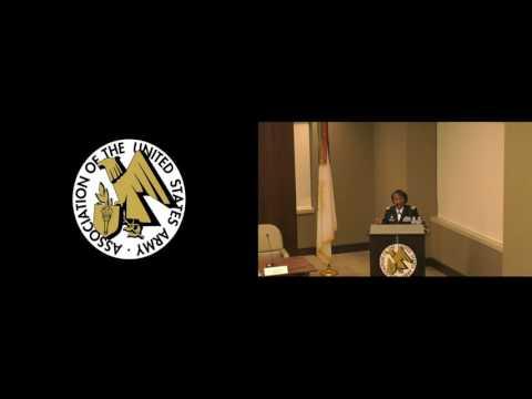 2017 Installations Hot Topic - Lt. Gen. Gwen Bingham - Asst Chief of Staff, Installations Management