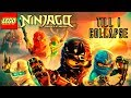 Till I Collapse - Ninjago Tribute (Eminem REMIX)