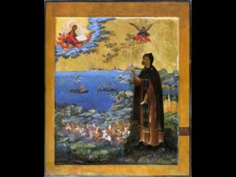 Стихира  Святому Благоверному Князю Александру Невскому