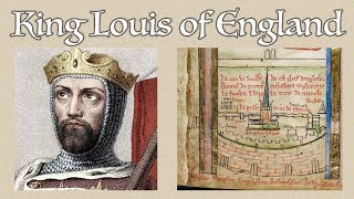 King Louis of England. The real Game of Thrones!